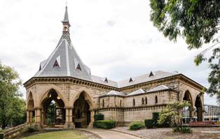 Historic Mortuary Station
