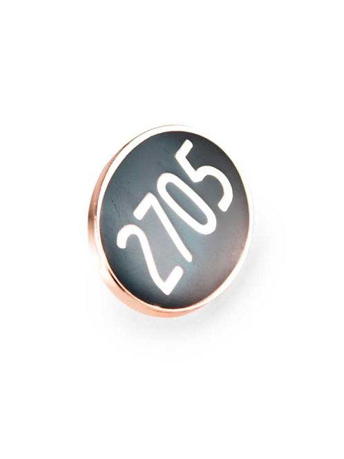 Pin: Locomotive 2705 Hat Pin
