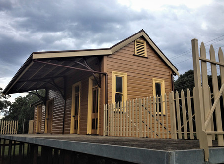 Moorland Station grant project complete