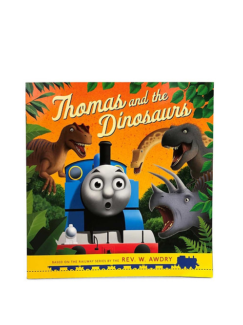 Thomas and the Dinosaurs Book