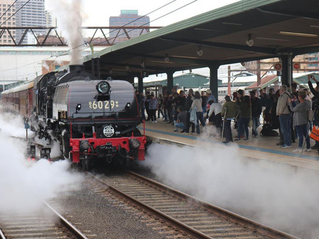 Sector groups unite for Transport Heritage Expo