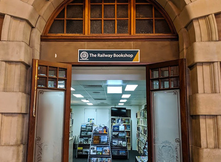 Two big moves for the Australian Railway Historical Society