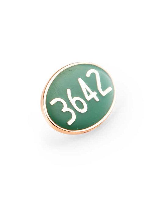 Pin: Locomotive 3642 Hat Pin
