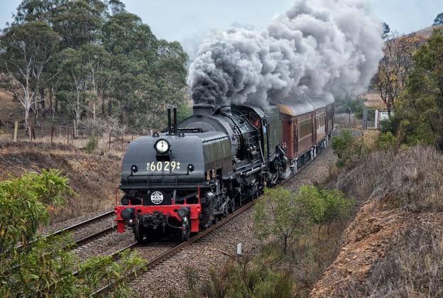 Locomotive 6029