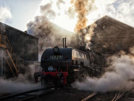 Steam fleet update
