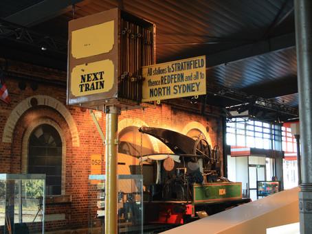 Temporary closure of NSW Rail Museum and suspension of volunteer activities