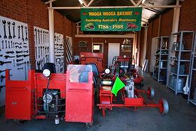 Wagga Wagga Rail Heritage Station Museum