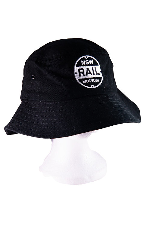 NSW Rail Museum Bucket Hat
