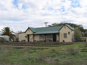 Finley Railway Precinct - Source_Visit N
