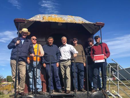 Oberon Tarana Heritage Railway receives $1.5 million in funding