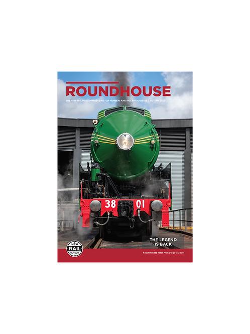 Roundhouse Magazine: Autumn 2020 Edition