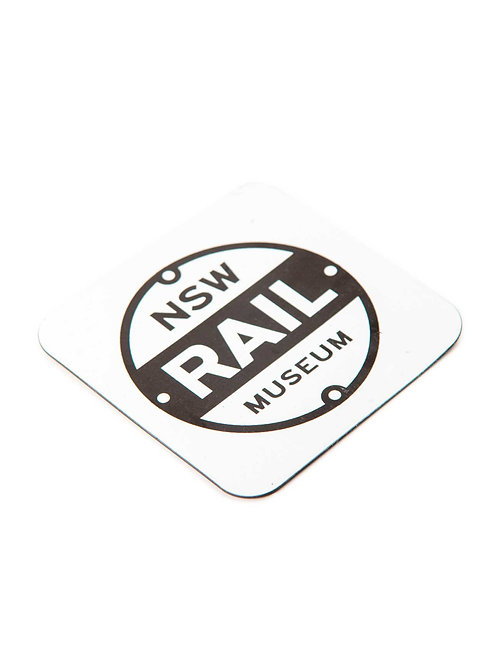Magnet: NSW Rail Museum Flat