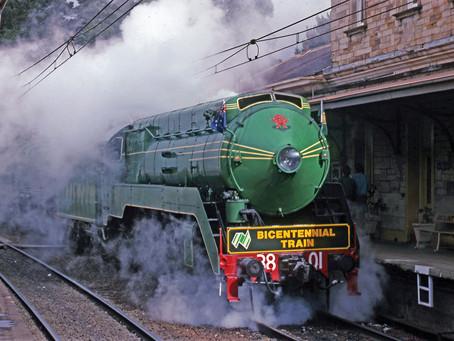 The Bicentennial Train