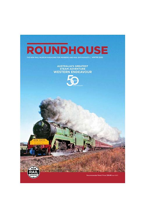 Roundhouse Magazine: Winter 2020 Edition