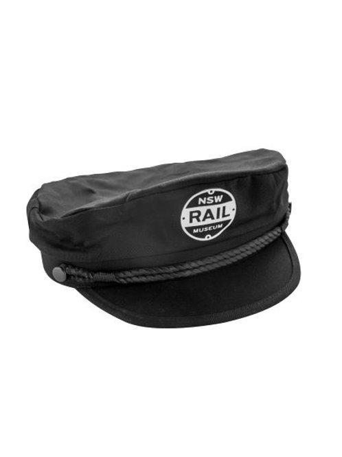 NSW Rail Museum Train Driver Hat
