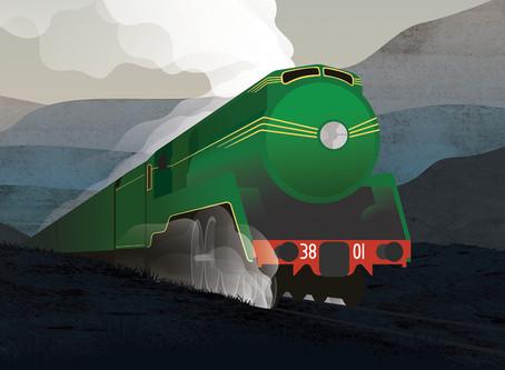 Locomotive 3801 relaunch postponed