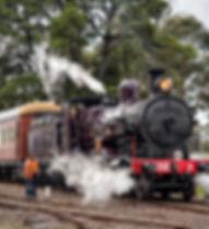 Locomotive 3265 - SJB Photography - Thir