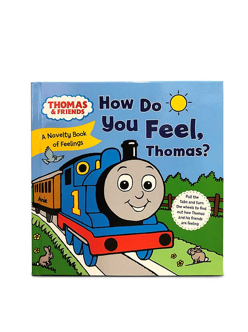 Thomas & Friends - How Do You Feel, Thomas? Book