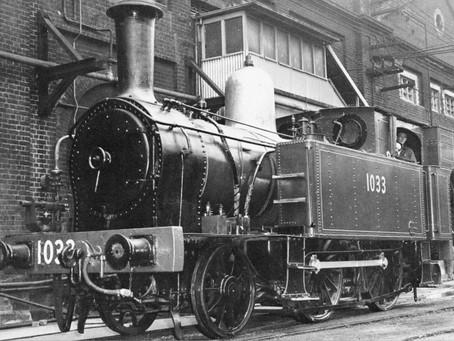 Preserved NSW suburban tank locomotives