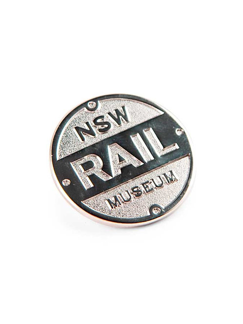 Pin: NSW Rail Museum