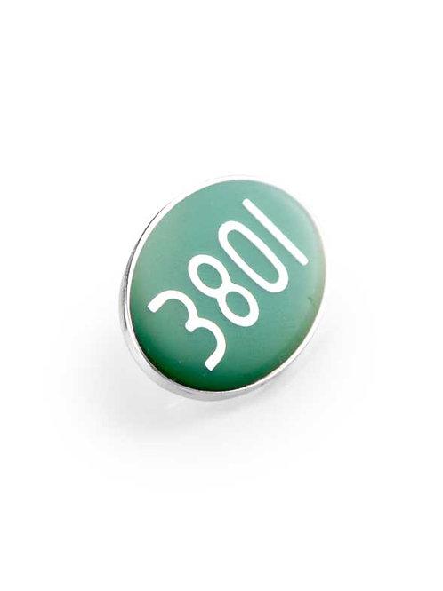 Pin: Locomotive 3801 Hat Pin