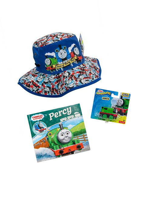 Thomas & Friends - Bucket Hat Bundle - Percy
