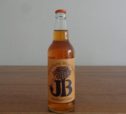 JB - Medium Cider