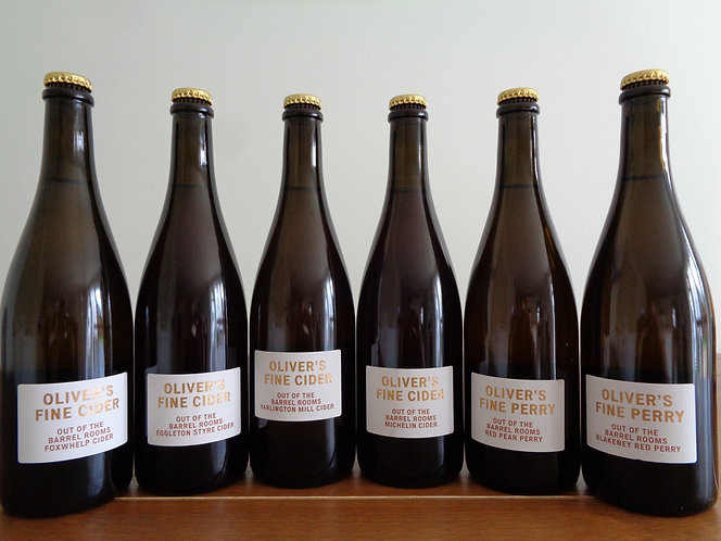 Oliver's Out of the Barrel Rooms 2020 (6x 750ml)