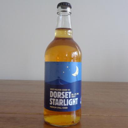 West Milton Cider Co - Dorset Starlight