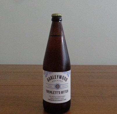 Barleywood  - Tremlett's Bitter