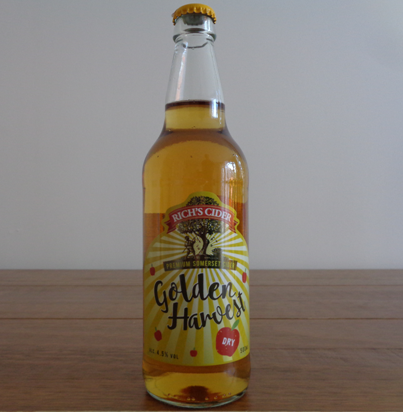Rich's Cider - Golden Harvest (Dry)