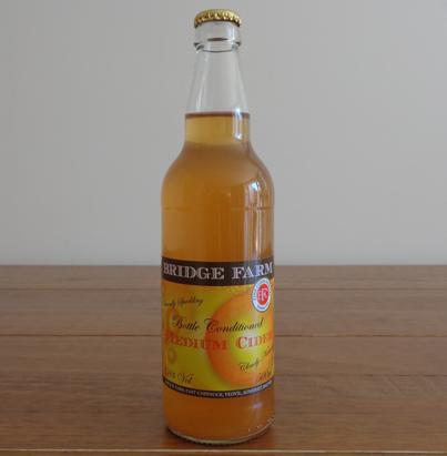 Bridge Farm - Bottle Conditioned Medium Cider