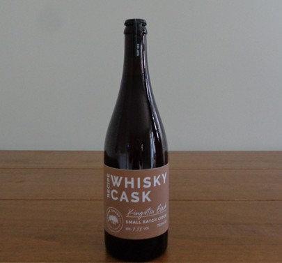 Napton Cidery - Whiskey Cask Kingston Black