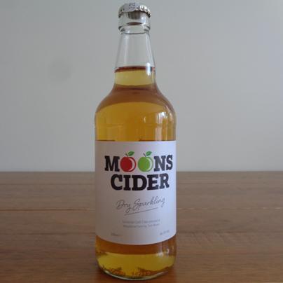 Moons Cider - Dry Sparkling