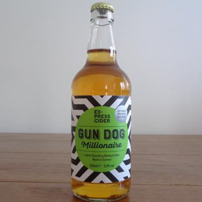 Ex-Press Cider - Gun Dog Millionaire