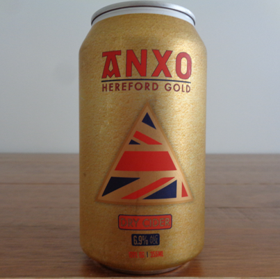Anxo/Oliver's - Hereford Gold