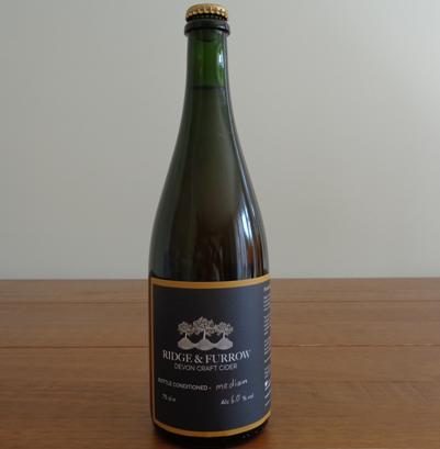 Ridge & Furrow - Bottle Conditioned Medium