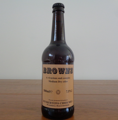Dunkertons - Browns