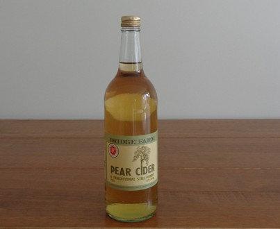 Bridge Farm - Pear Cider
