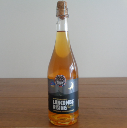 West Milton Cider Co - Lancombe Rising
