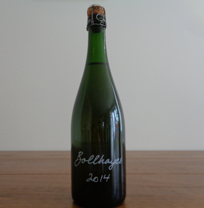 Bollhayes - 2014 Vintage