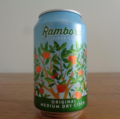 Ramborn Cider Co - Original Medium Dry