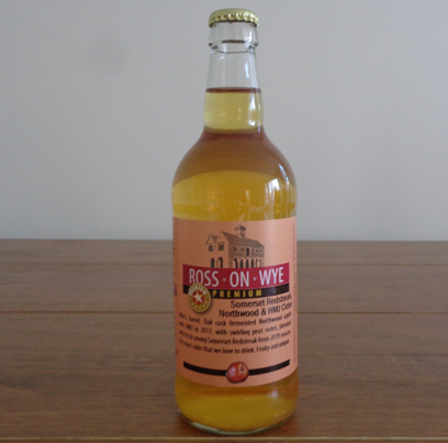Ross on Wye - Somerset Redstreak, Northwood & HMJ Cider