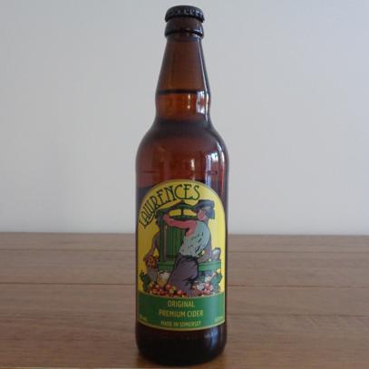Lawrences - Original Premium Cider