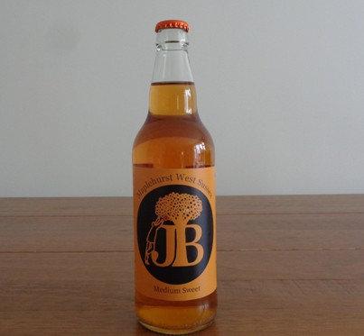 JB - Medium Sweet