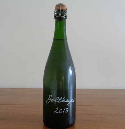 Bollhayes - 2013 Vintage