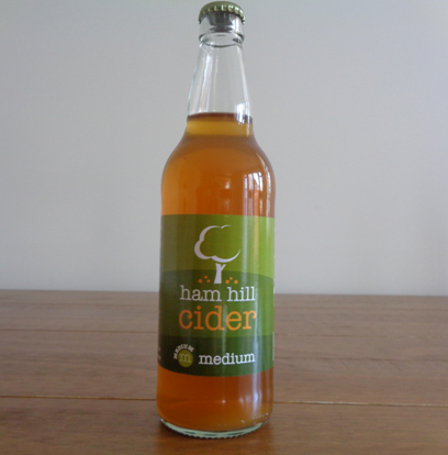 Ham Hill Cider - Medium