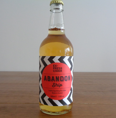 Ex-Press Cider - Abandon Ship