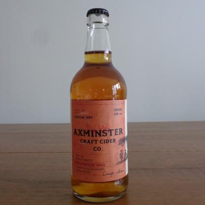 Axminster Craft Cider Co - Yarlington Mill