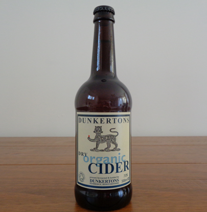 Dunkertons - Dry Organic Cider